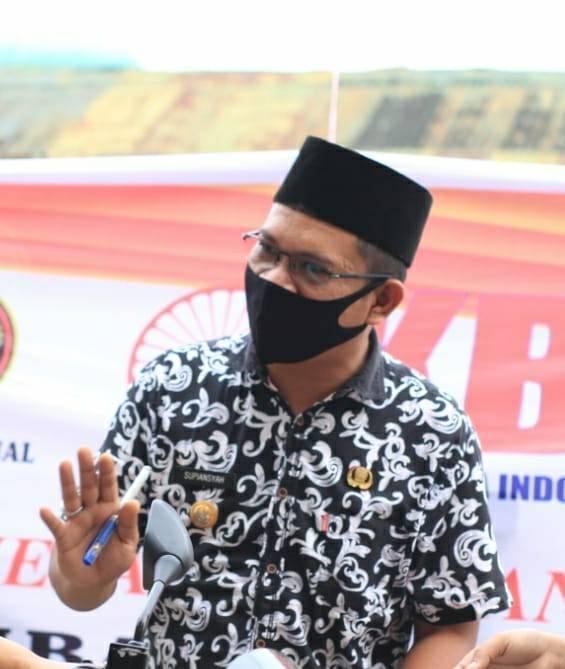 Lurah Taga Raja Pastikan Tidak Ada Pilih Kasih Dalam Pendataan BST.