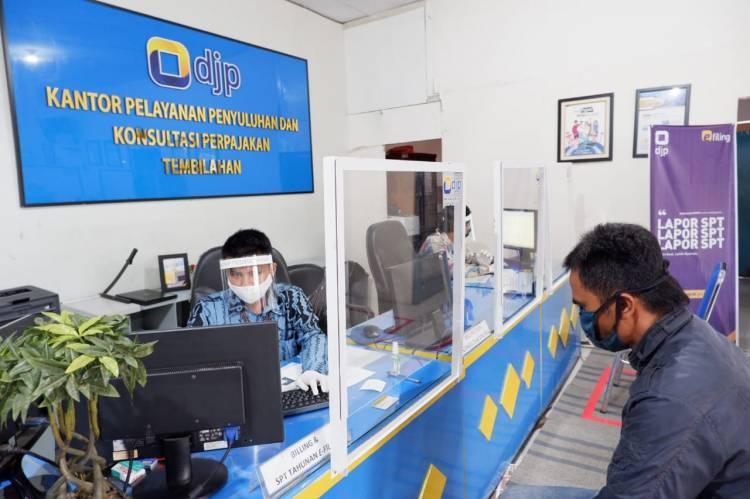 Jalani Protokoler Kesehatan,  KP2KP Tembilahan buka Pelayanan Secara Tatap Muka
