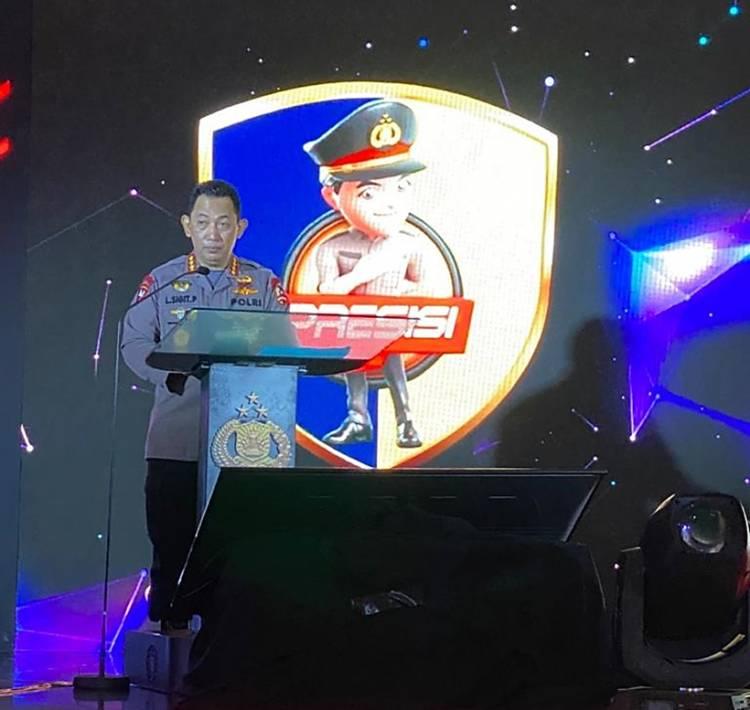Kapolri Buka Musrenbang, Tekankan Dukung Pemulihan Ekonomi Tahun 2022
