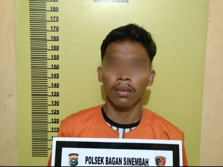 Jadi Pengedar Sabu, Pria Pengangguran di Bagan Batu Diringkus Polisi