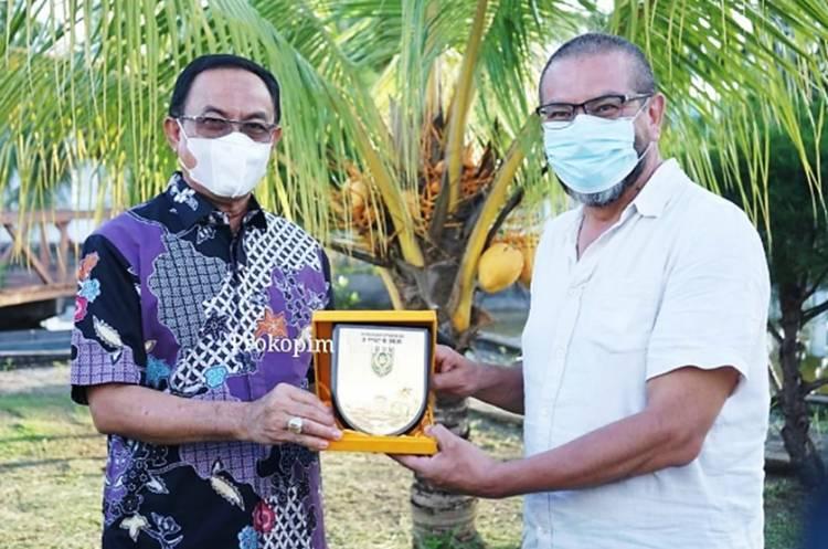 Inhil Terima Dana Hibah dari Badan Khusus PBB, IFAD untuk Memperkuat Ketahanan Masyarakat Pedesaan