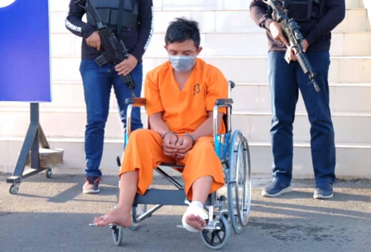 Polda Riau Berhasil Menangkap Pelaku Pembunuhan Wanita yang Dikubur di Septic Tank