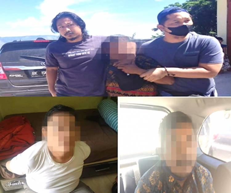 Polda Riau Bekuk Komplotan Pencuri Pecah Kaca Mobil