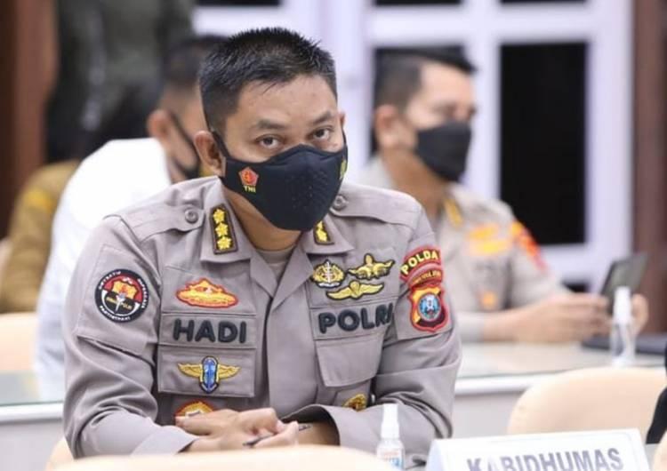 Polda Sumut Pastikan Memburu Pelaku Penembakan Wartawan Media Online, Marsal