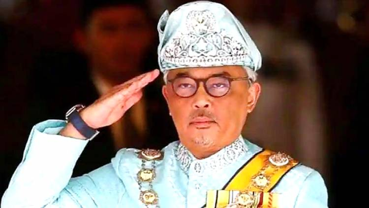 Petinggi Parpol di Malaysia Bertemu Raja Malaysia Sultan Abdullah, Bahas Situasi Pendemi Covid-19