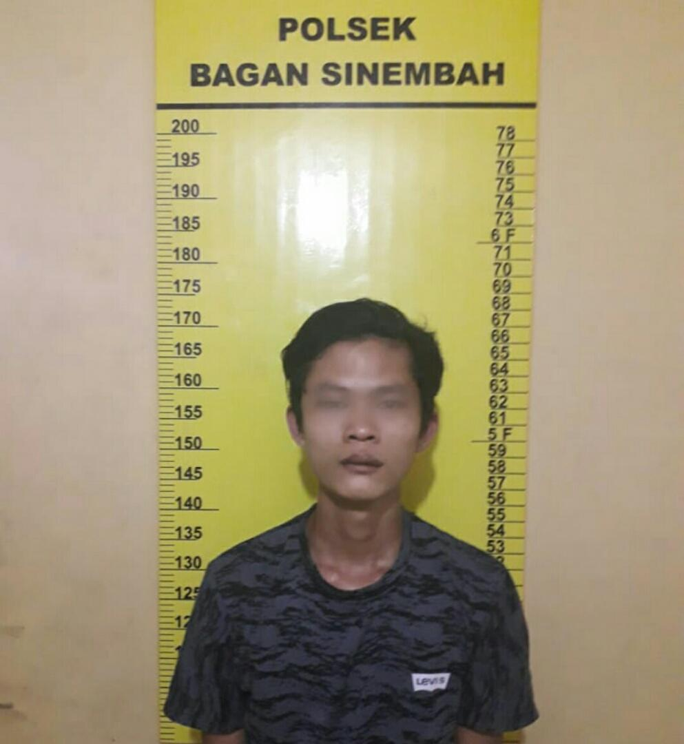 Ini dia pelaku begal selama 2019 di Bagan Sinembah