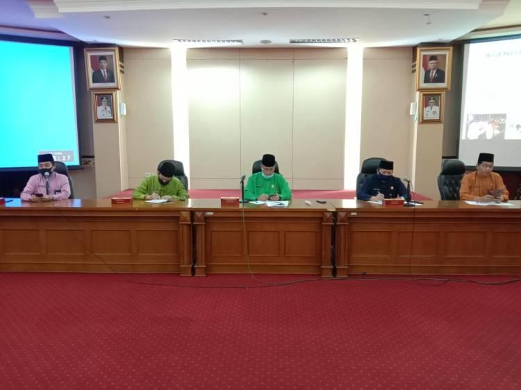 MTQ ke 39 Riau Tahun 2020 di tunda, Ini Penjelasannya.