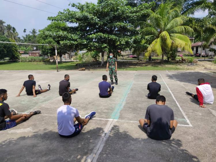 Bati Tuud Ramil 02/TP Bina Generasi Muda Calon Prajurit TNI