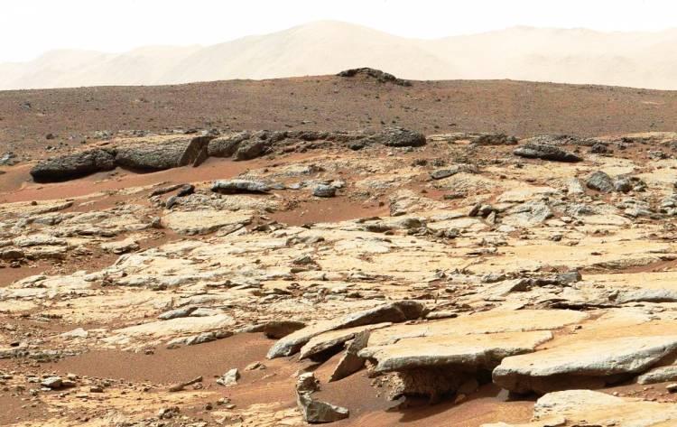 NASA Berhasil Mengabadikan Pemandangan Terbaru yang Menakjubkan dari Mars