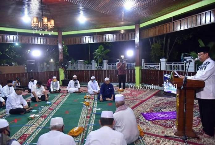 Perayaan Idul Adha 1441 H, Pemkab Inhil Himbau Masyarakat Ikuti Protokoler Kesehatan Covid-19.