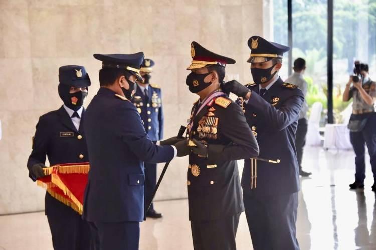 Kapolri Dianugerahi Bintang Kartika Eka Paksi, Swa Bhuana Paksa Dan Jalasena