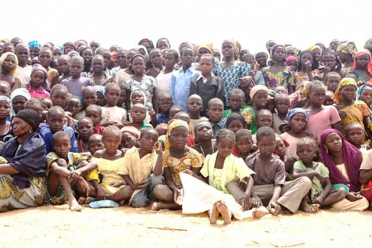 "Laporan Terbaru PBB: Mengerikan, dalam Tiga Tahun Boko Haram jadikan 200 Anak ""Bom Manusia"""