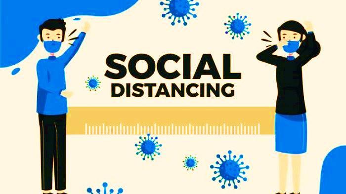 Analisa Pakar: Social Distancing dan Physical Distancing Mencegah Kematian 8 Juta Jiwa di Dunia