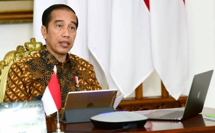 Presiden Jokowi Tingkatkan Bansos dan Bantuan UMKM Sehubungan Perpanjangan PPKM Level 4