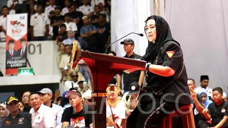 BREAKING NEWS: Politisi Senior Gerindra, Rachmawati Soekarnoputri Meninggal Dunia