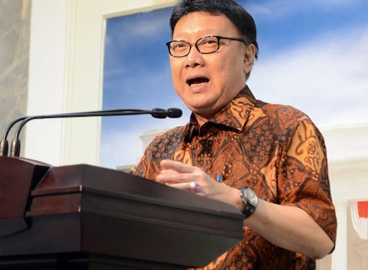 Tjahjo Kumolo: ASN Berperan Penting untuk Menjadi Teladan dalam Kepatuhan Penerapan Prokes