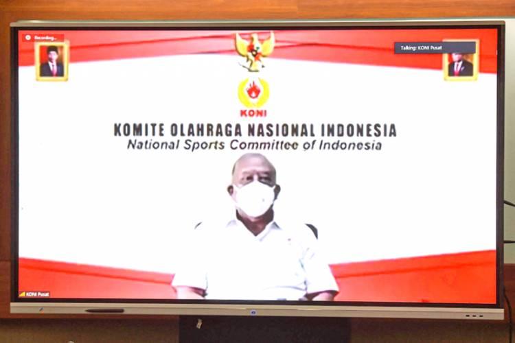 Ketum KONI, Marciano: KONI Siap Dukung Penuh Penyelenggaraan PON XX Papua