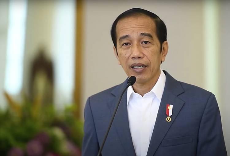 "Presiden Jokowi Luncurkan Nilai Dasar ASN ""BerAKHLAK"", ""Bangga Melayani Bangsa"""