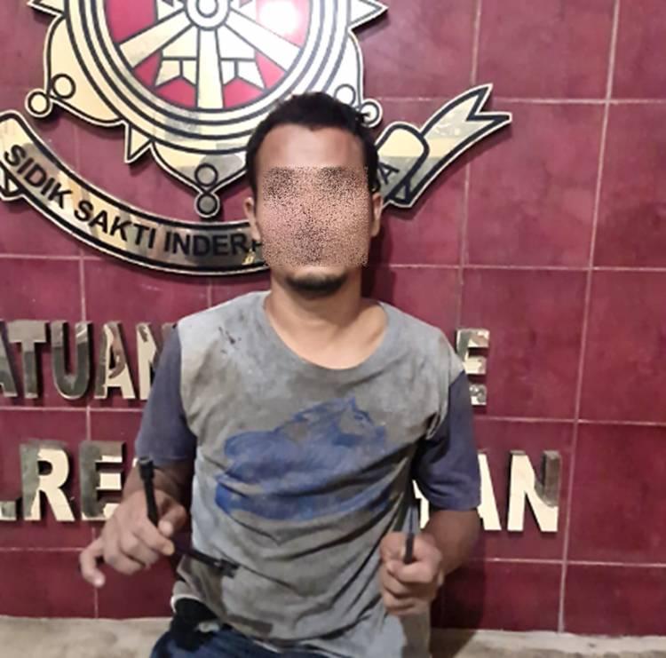 Seorang Oknum ASN yang Terlibat Ranmor Terpaksa Ditembak karena Melawan Polisi