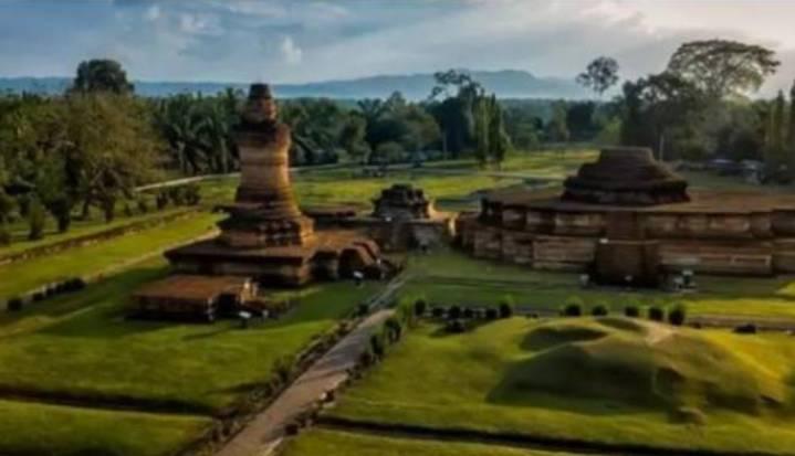 Bukti Keberadaan Kerajaan Sriwijaya.