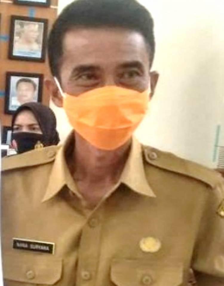 Wakil Walikota  Banjar Nana Suryana Terpapar Covid-19, Kini Jalani Isoman di Kediamannya
