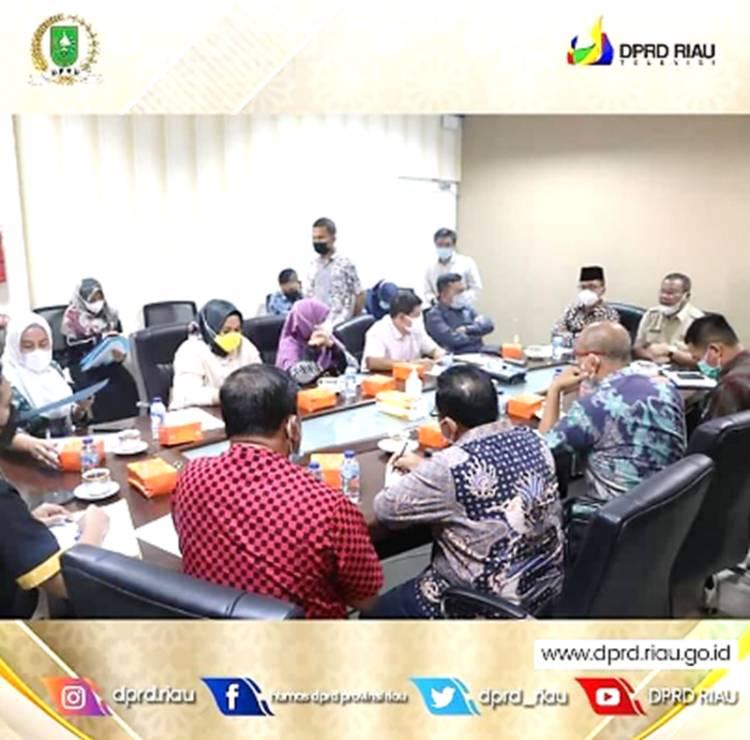 Terkait Pengelolaan Pajak, Pansus DPRD Riau Kunker ke BP2RD Sumut