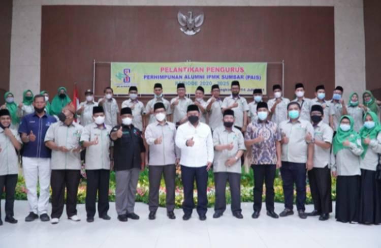 Bupati Kampar Lantik Pengurus PAIS Periode 2020-2025