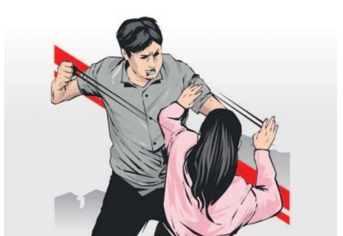 Suami Bacok Istri Hingga Tewas, Karena Sering Bertengkar Minta Cerai Ingin Balik Ke Mantan