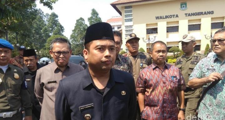Buntut Paman Membopong Jenazah Ponakannya,Wali Kota Tangerang Angkat Bicara