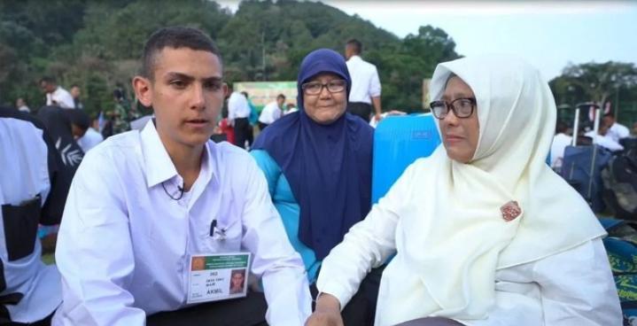 Pondok Pesantren Al Bayan Percaya TNI Sudah Pastikan Enzo Bebas HTI