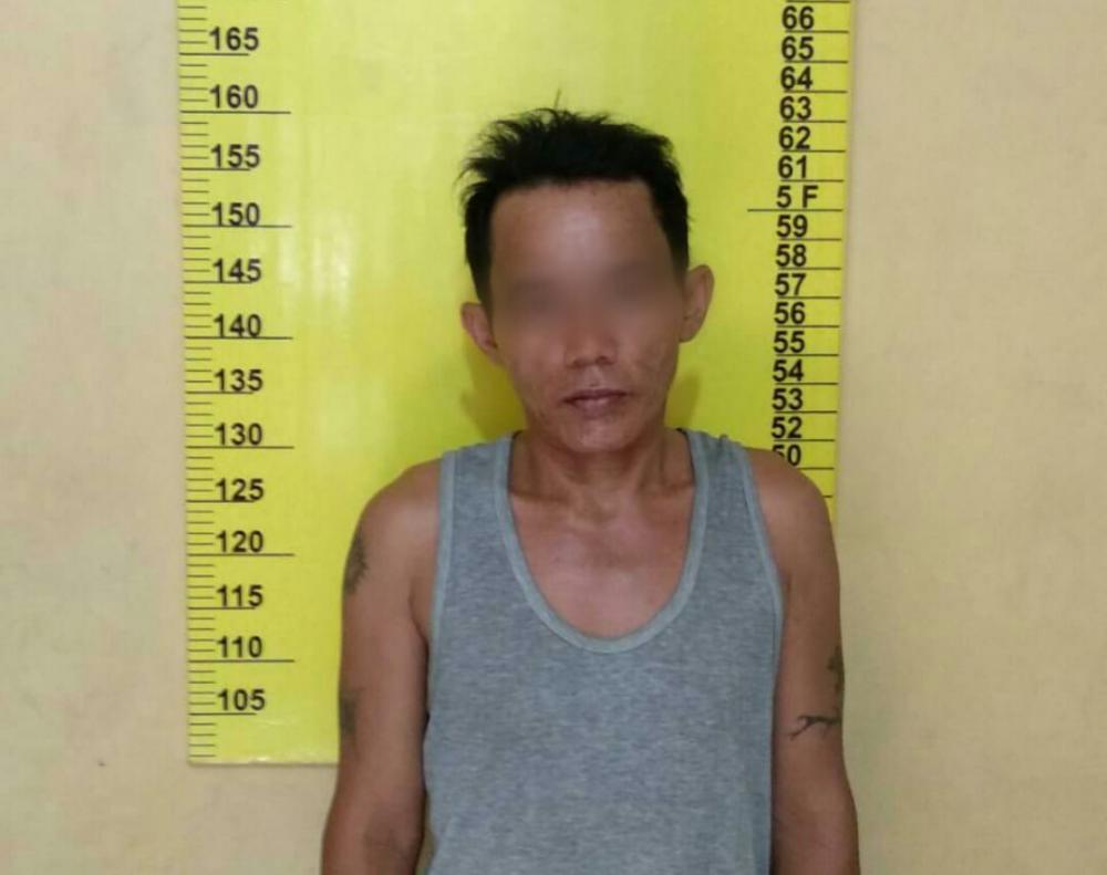 Pencuri Ayam di Bagan Batu ini Terungkap Setelah Terekam CCTV