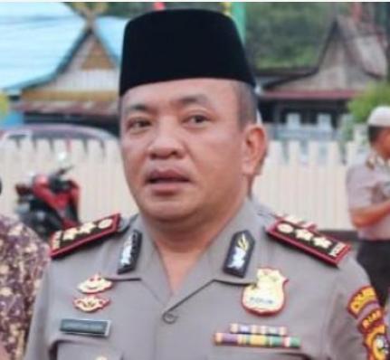 Kapolres Inhil  Penikaman Anggotanya di Kecamatan Keritang  Bukanlah Aksi Terorisme.