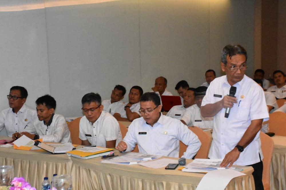 Terkait LAKIP,  32 OPD Pemkab Kampar Ekspose di Hadapan Kementerian PAN-RB