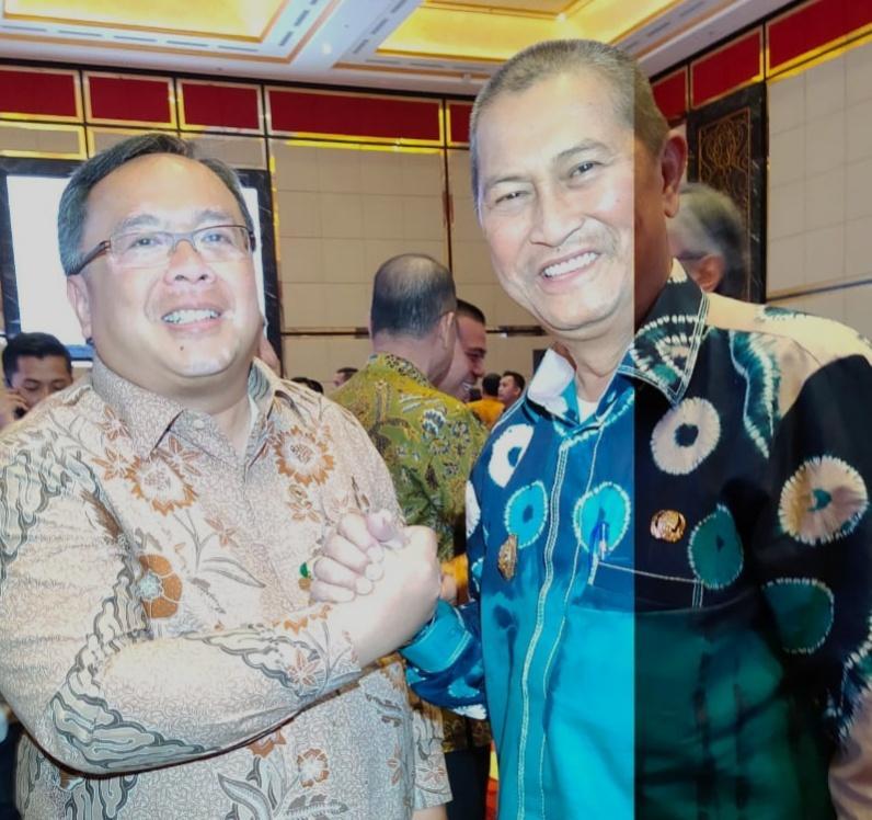 Konsultasi Regional di Medan, SU Berharap Inhil Jadi Prioritas dalam Penyusunan RPJMN 2020-2024