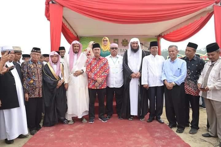 Universitas Yatim ASEAN Akan Di Bangun Di Propinsi Riau,Menjadi Rujukan Anak Yatim dan Dhuafa