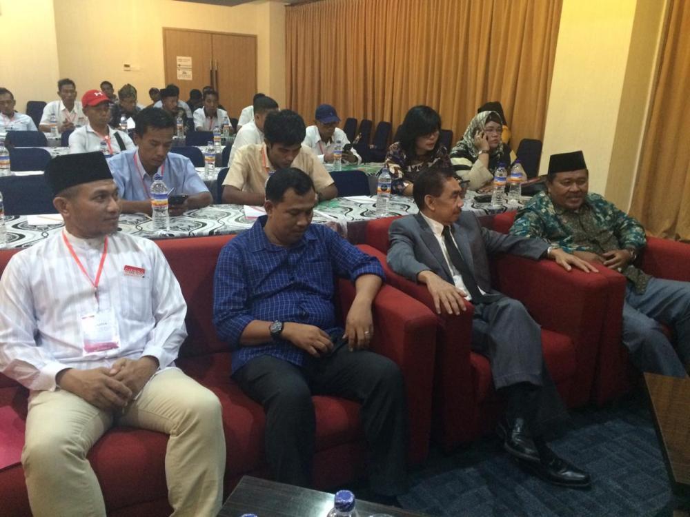 Musda Gakindo III Propinsi Riau. Secara Aklamasi Muhammad Ali Akbar Terpilih Sebagai Ketum BPD Gakindo Propinsi Riau Periode 2019-2024