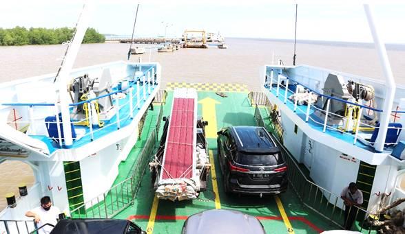 KBS Canangkan Program Layanan Penyeberangan Roro Bengkalis Sei-Pakning Non Stop 24 Jam