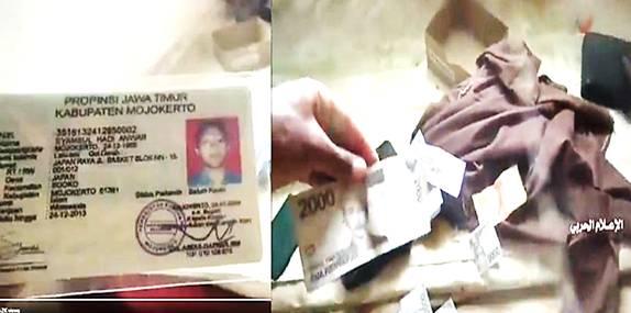 Mengejutkan! KTP dan Uang Indonesia Ditemukan di Markas ISIS Yaman