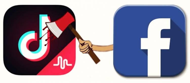 Facebook Dianggap Tiru TikTok, ini Perbedaannya
