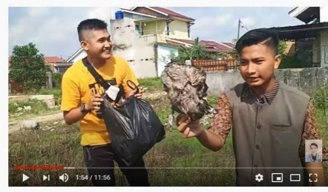 Penyebar dan Pembuat Video Bungkusan Daging Qurban Berisi Sampah Diciduk Polisi