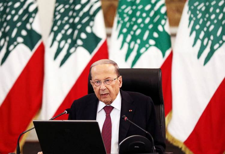 Apakah Lebanon akan Berdamai dengan Israel? Ini Kata Presiden Lebanon Michel Aoun