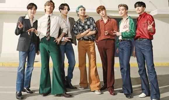 Wuisss! Dalam 24 Jam, Lagu Baru BTS Ditonton 101,1 Juta kali di YouTube
