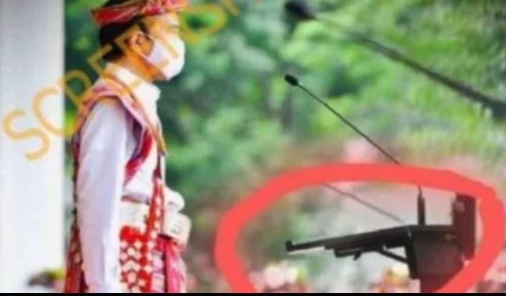 Nyawa Presiden Jokowi Terancam, Cek Faktanya