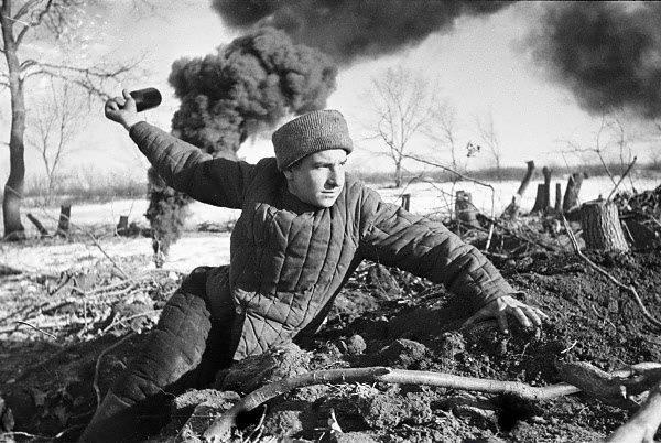 Pertempuran Jarak Dekat Paling Brutal dalam Sejarah Perang Modern