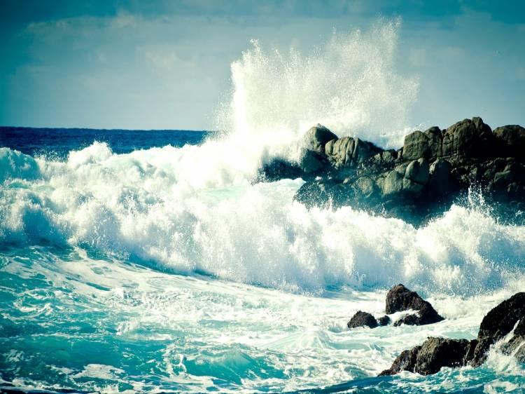 Inalillahiwainalillahirojiun, Joko Widodo dan Keluarga Hanyut Terseret Ombak Pantai Selatan