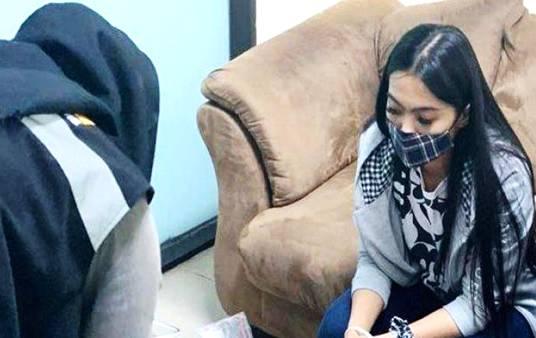 Pegawai Kemenhub RI jadi Kurir Sabu, Tertangkap di Bandara Hang Nadim Batam