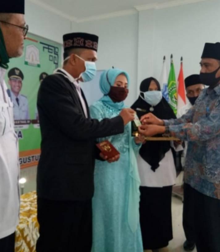 Kartu Nikah Hadir di Aceh Timur