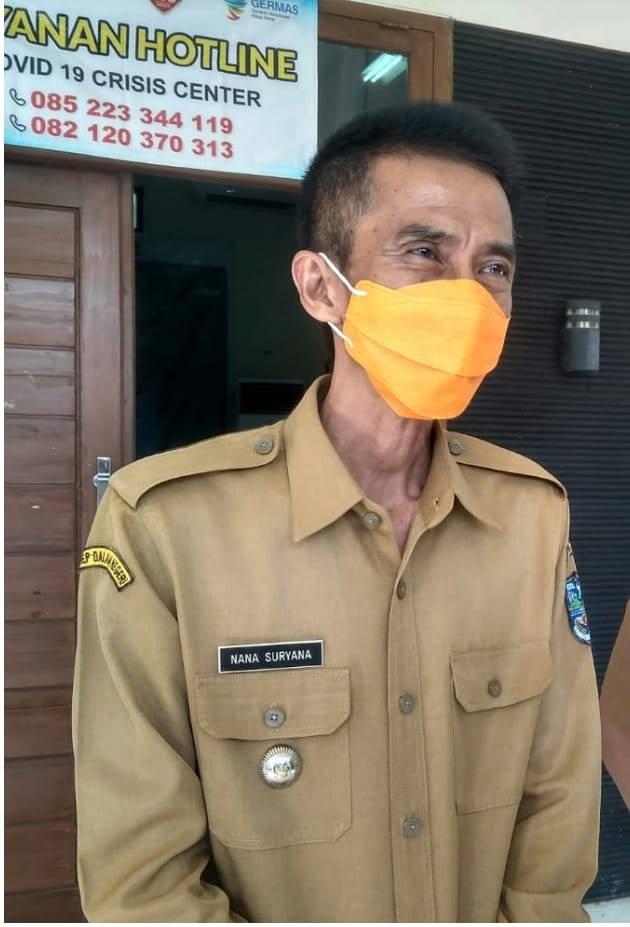 Penerapan Sanksi Bagi Warga Yang Tidak Mengenakan Masker