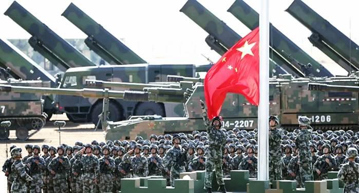 Amerika Khawatir Pesatnya Perkembangan Nuklir Cina