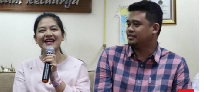 Putri Presiden Joko Widodo Kahiyang Ayu Putri Dikabarkan Sedang Hamil Anak Kedua